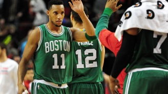 Video: Sullinger's Sitting Assist On Evan Turner's Game-Winning 3-Pointer