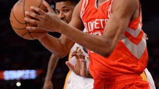 GIF: Let's All Watch Nick Young Nod Off On Defense