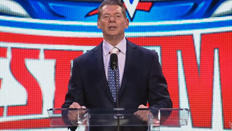 Is Vince McMahon Going Blind? The Internet Seems To Think So.