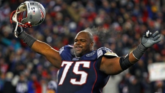 Vince Wilfork Stakes His Claim As The 'World's Greatest Farter'