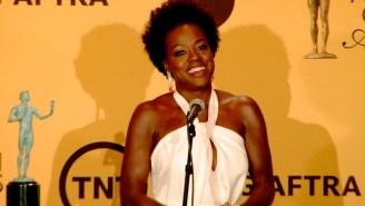 SAG: Viola Davis wants more realistic female characters