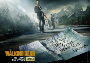 Rickjected: New 'The Walking Dead' Poster May Reveal Tensions Among Group