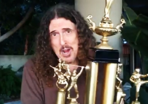 'Weird' Al Yankovic Proudly Accepts The Honor Of UPROXX's Person Of The Year
