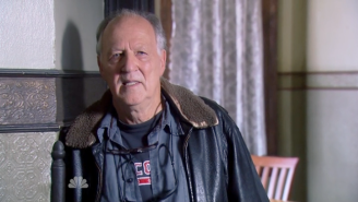 Watch Werner Herzog Sell His Haunted House On The 'Parks And Recreation' Premiere