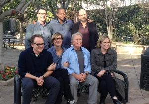A Large Portion Of 'The West Wing' Cast Reunited For Funny Or Die