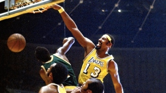 This Awe-Inspiring New Wilt Chamberlain Video Deserves Your Full Attention