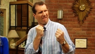 Let's Rock: Al Bundy Has Officially Challenged CM Punk To A Fight (Updated)