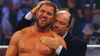Curtis Axel Is Demanding His Title Match Against Brock Lesnar At Wre-Shaaa-Mania