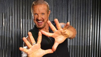 Hey, It's Me, It's Me, It's DDP's Latest Inspirational Success Story