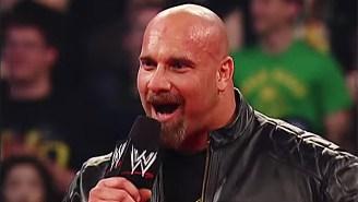 Former Wrestling Star Bill Goldberg Wants To Enter The Kickboxing Ring