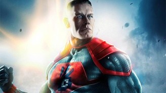 Check Out John Cena And Other WWE Stars Looking Like Dorks In 'WWE Immortals'