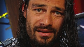 You Best Believe Roman Reigns' 'WWE Immortals' Look Is The Goofiest Yet