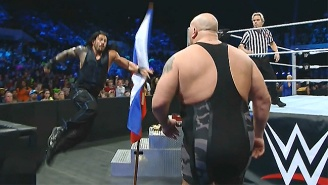 The Best And Worst Of Smackdown 1/2/15: Dropping The Kids Off At The Pool