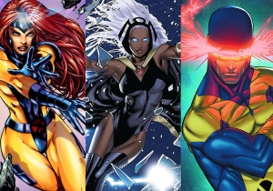 Officially meet your new Jean Grey, Storm, and Cyclops for 'X-Men Apocalypse'