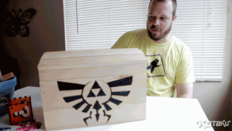 Meet The Guy Who Hides Real Legend Of Zelda Treasure Chests Around Austin