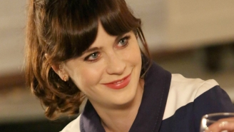 Zooey Deschanel Is Pregnant With Her First Adorkable Child