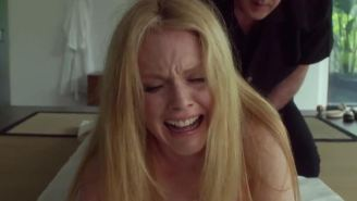 Julianne Moore unravels in new 'Maps to the Stars' Red Band Trailer