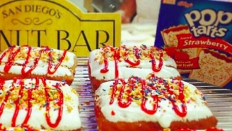 A Culinary Genius Is Selling A Pop-Tart-Stuffed Donut