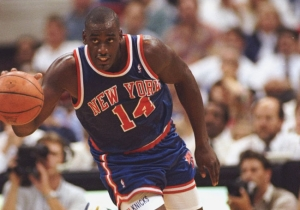 Former Knicks Forward Anthony Mason Is In Critical Condition Following A Heart Attack