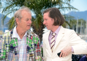 In Their Own Words: Wes Anderson And Bill Murray Explain The Mutual Adoration That Has United Them For 17 Years