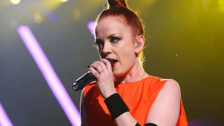Garbage's Shirley Manson Lashes Out In Response To Kanye West's Grammy Comments