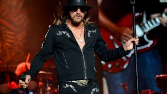 Kid Rock On 'American Sniper': 'I Was Looking For An Excuse To Tell Michael Moore To Go F*ck Himself'