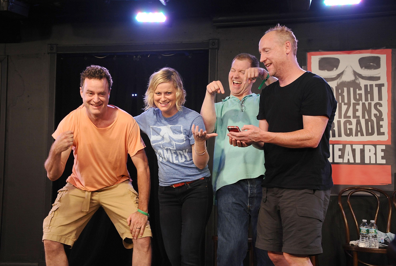 The Upright Citizens Brigade Theatre Presents: The 15th Anniversary Del Close Improv Comedy Marathon Press Conference