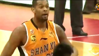 Watch Von Wafer Lose His Mind And Knock A Guy Out With A Nut Shot In A Chinese League Game
