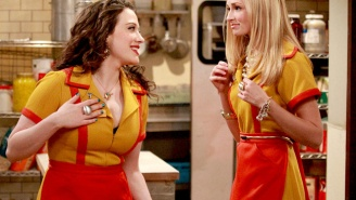 '2 Broke Girls' Offended Australians With An Aboriginal Australians Joke