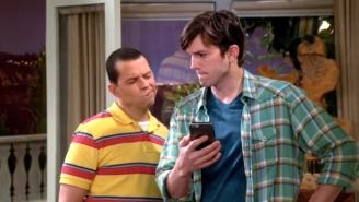 The 'Two And A Half Men' Finale Had One Last F*ck You To Charlie Sheen
