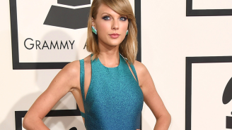 Pharrell tried to be annoyed by Taylor Swift's Grammys dancing, was charmed instead