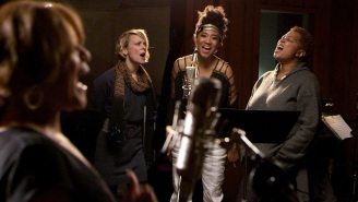'20 Feet from Stardom' closes out a two-year awards run with a Grammy
