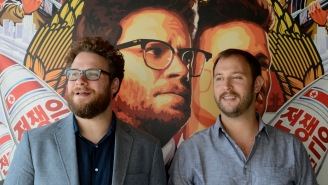 Seth Rogen On 'The Interview': 'It Truly Seemed Possible That Our Movie Might Just Cease To Exist'
