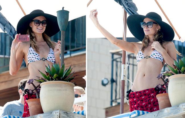 Celebrity Sightings In Los Angeles - July 06, 2014