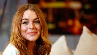 Lindsay Lohan Posted An Instagram Video Of Her Harassing A Russian Homeless Family