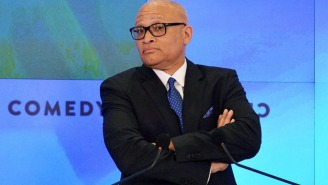 Larry Wilmore Jokingly Tried To Talk Jon Stewart Out Of Leaving 'The Daily Show'