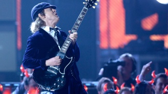 Relive AC/DC's Butt-Kicking Opening Performance To The 2015 Grammy Awards