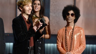 Beck Kept It Classy Responding To Kanye Saying He Shouldn't Have Won Album Of The Year