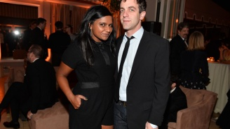 B.J. Novak Had The Best Response To Mindy Kaling's Nationwide Commercial