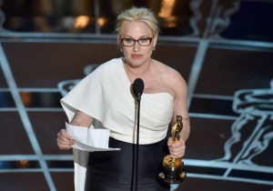 Fox News Is Trashing Patricia Arquette's Wage Equality Oscar Speech