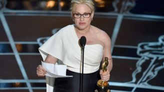 Fox News Is Trashing Patricia Arquette's Wage Equality Oscar Speech