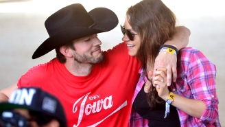 Ashton Kutcher On Why You Should Listen To Him: 'I Get To Have Sex With Mila Kunis'