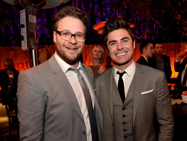 """Premiere Of Universal Pictures' """"Neighbors"""" - After Party"""