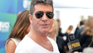 Simon Cowell Collapsed After Being Hypnotized By A Dog During 'Britain's Got Talent' Auditions