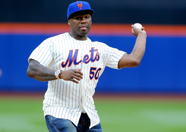 50 Cent's all-time worst pitch