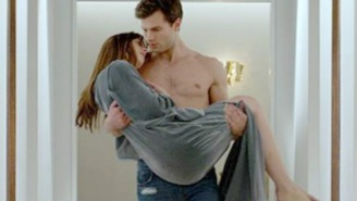 Despite Rumors His Wife Disapproves, Jamie Dornan Is 'Looking Forward' To Continuing As Christian Grey