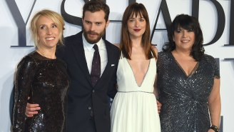Box Office: 'Fifty Shades of Grey' whips up $8.6 million Thursday night