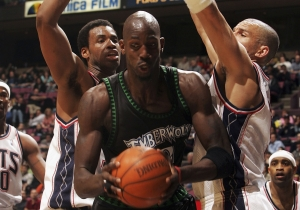 Report: Kevin Garnett Agrees To Trade, Will Go Back To Minnesota For Thaddeus Young