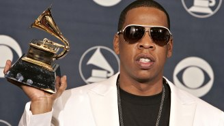 A Brief History Of Famous Musicians Crapping On The Grammys