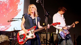 Sonic Youth's Kim Gordon Has Some Harsh Words For Courtney Love And Billy Corgan